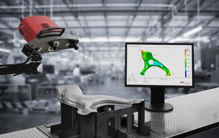 ATOS Core - 3D Optical Scanner