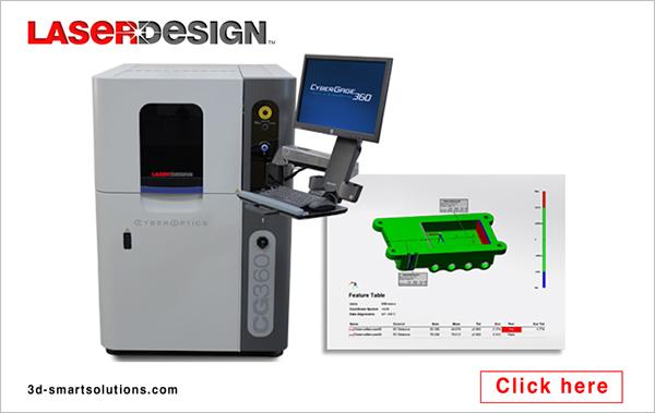 Máy quét 3D Laser Design