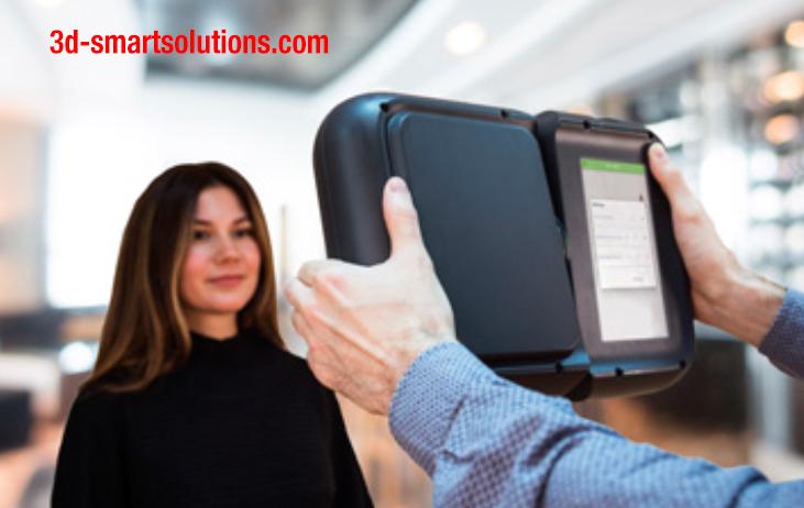 Drake-wireless-3D-scanner