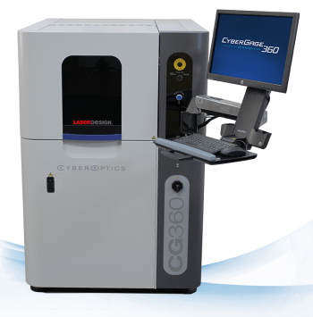máy scan 3d laser CyberGage360