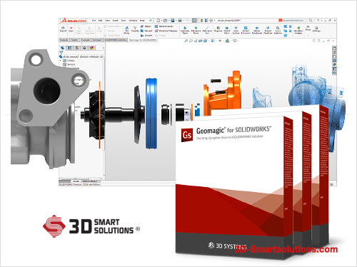 Geomagic-scan-to-SOLIDWORKS