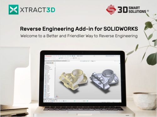 Xtract3D for SolidWorks