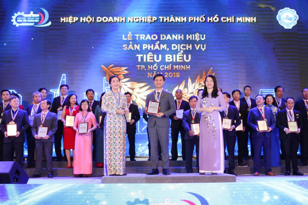 CEO Trương Tấn Tòng