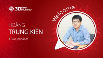3DS welcomes the new R&D Manager